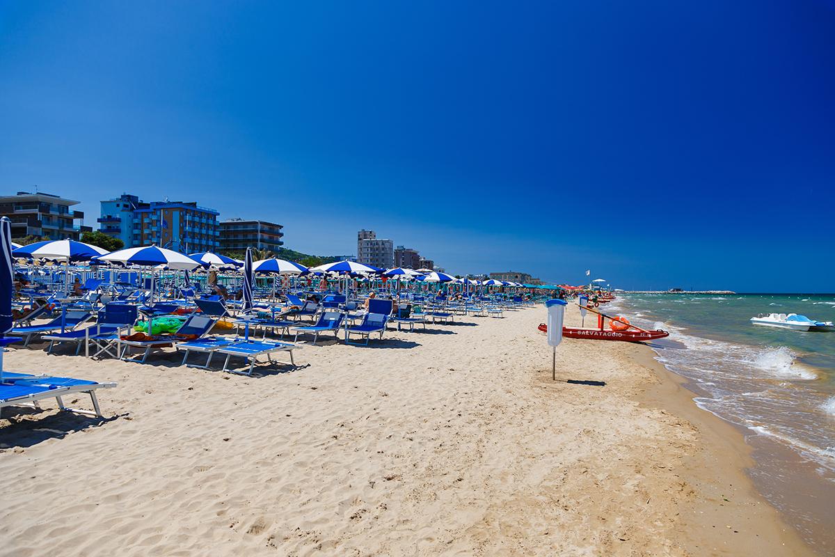 spiaggia pesaro