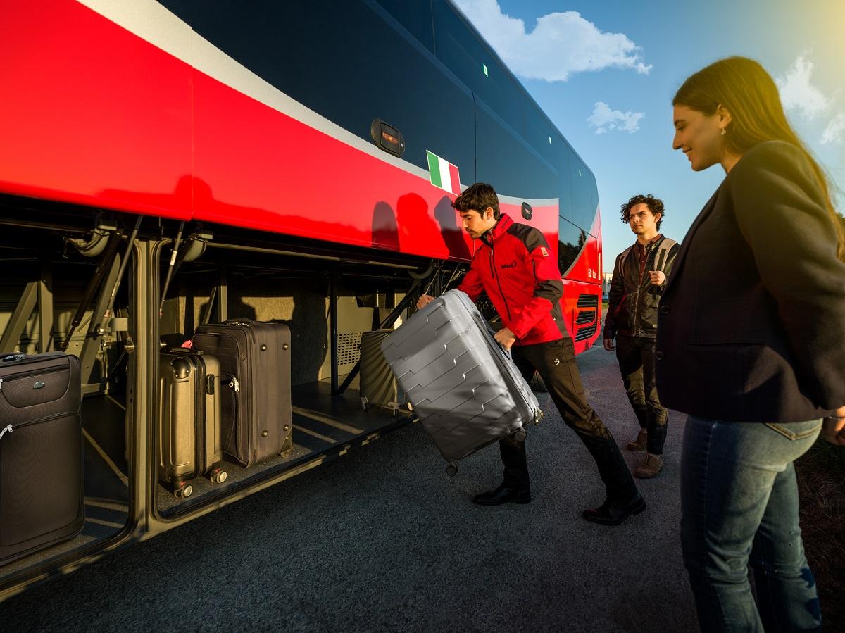 carico bagagli